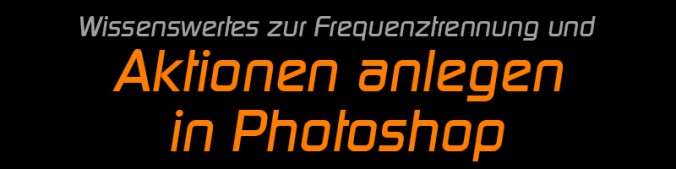 aktionen in PS